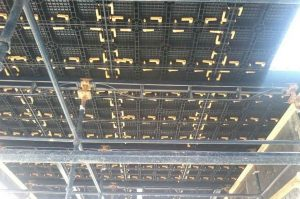 BOFU formwork in UAE for slab