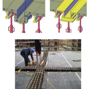 BOFU formwork for slab and beams