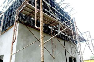 BOFU formwork in malaysia for house