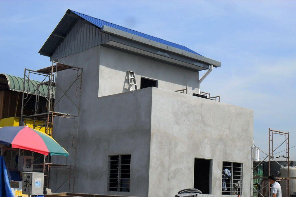 BOFU plastic formwork in malaysia for house finish