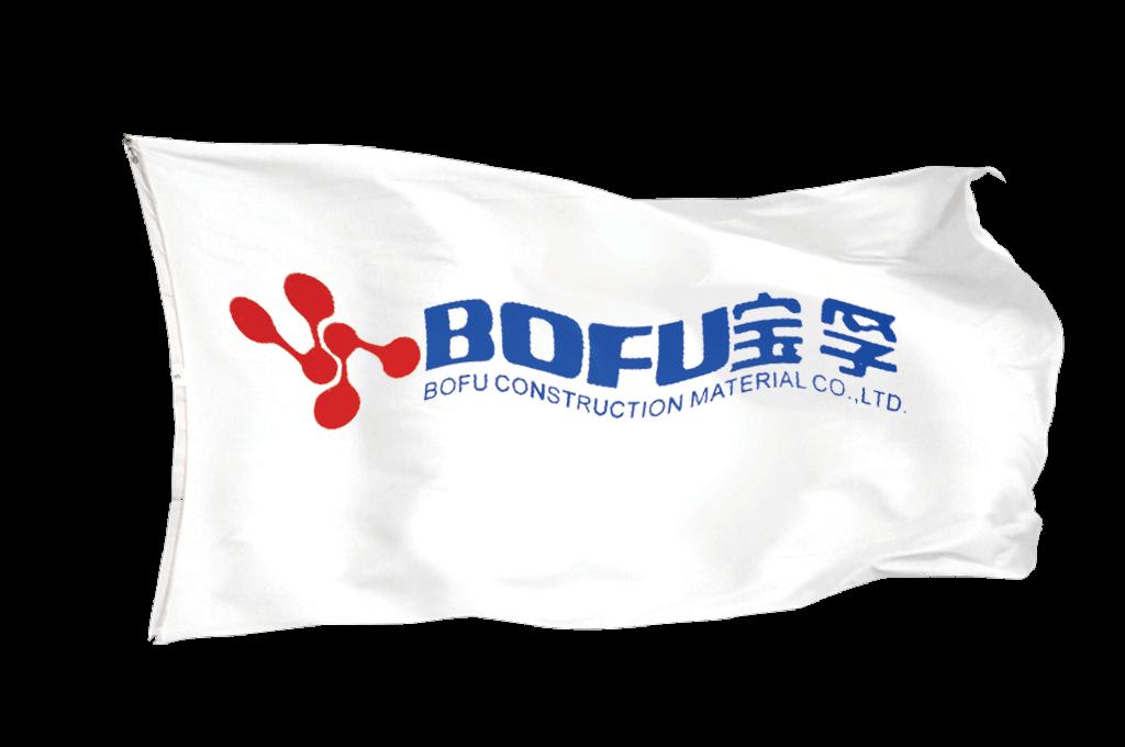 BOFU formwork flag logo
