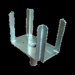 BOFU plastic formwork accessory fork