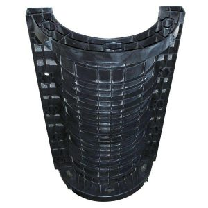 BOFU plastic formwork round column panel