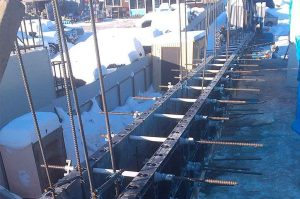 BOFU formwork in russia formwork for wall
