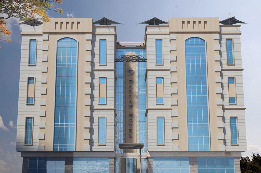 BOFU plastic formwork in saudi Arabia for hotel finished