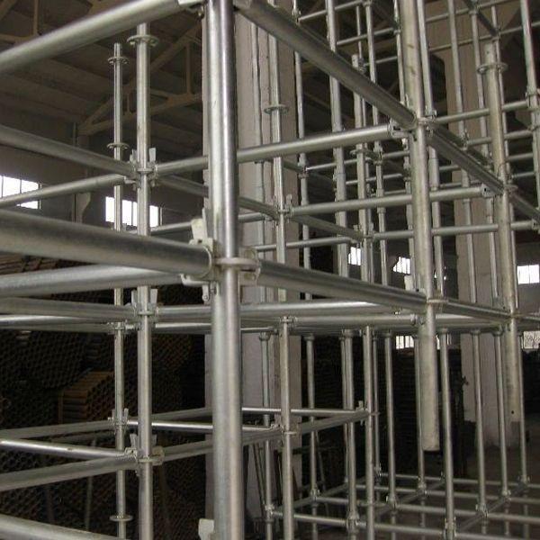 BOFU plastic formwork scaffolding project