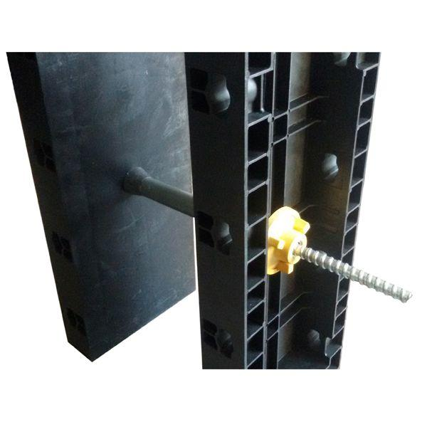 BOFU plastic formwork accessory spacer and tie rod
