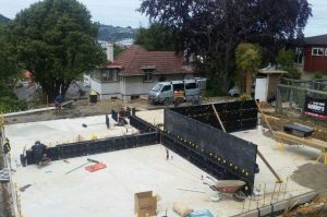 formwork set up 1