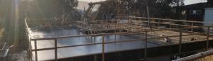 BOFU plastic modular formwork for slab