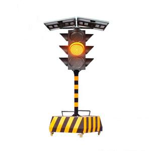 solar traffic light