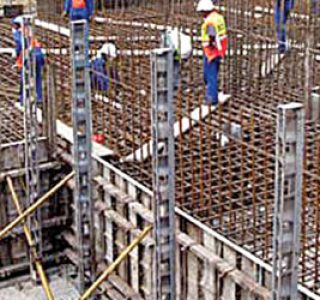 Foundation formwork