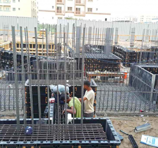 concrete forms