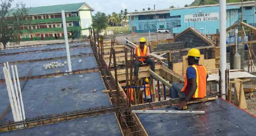 concrete forms and concrete formwork for slab