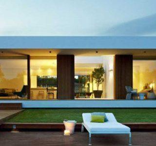 BOFU plastic formwork for villa